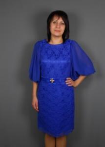 Фото Женская одежда, Нарядные платья Модель 173-3 / платье