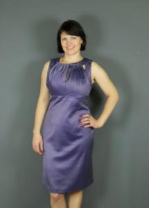 Фото Женская одежда, Нарядные платья Модель 806-1 / платье