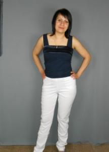 Фото Женская одежда, Брюки Модель 406-1 / брюки