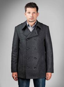 Фото Мужская одежда, ОСЕНЬ 2015, Демисезонные пальто Модель 53-1