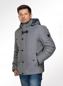 Фото Мужская одежда, ЗИМА 2015/2016, Куртки на синтепоне Модель 939-52