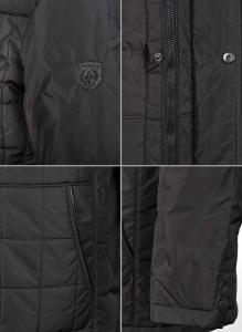 Фото Мужская одежда, ЗИМА 2015/2016, Куртки на синтепоне Модель 776-52