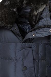 Фото Мужская одежда, ЗИМА 2015/2016, Пуховики Модель 215-612