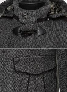 Фото Мужская одежда, ЗИМА 2015/2016, Пальто Модель 371-42