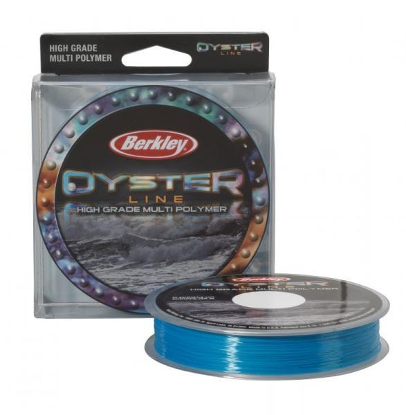 Леска Berkley Oyster Line Solid Blue