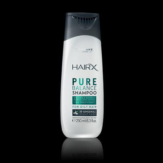 (30064)Шампунь для жирных волос «Эксперт-Баланс»