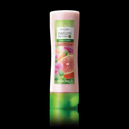 (22695)Кондиционер для волос против перхоти «Репейник и грейпфрут»