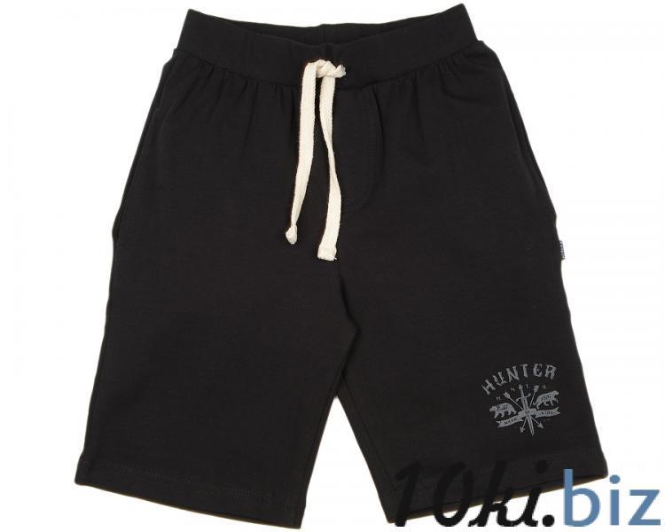 Шорты для мальчика (122-146см) UD 0412(3)черный Спортивные шорты детские для мальчиков в России