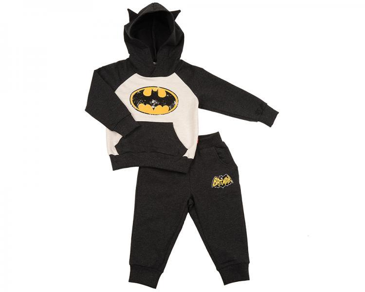 "Комплект ""Batman"" (98-116см) UD 0990(4)ч.меланж"