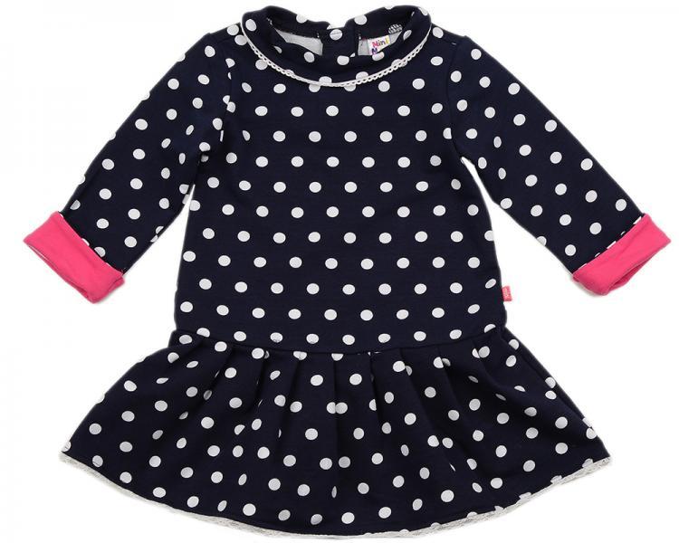 Платье в горох (98-116см) UD 0991(2)горох