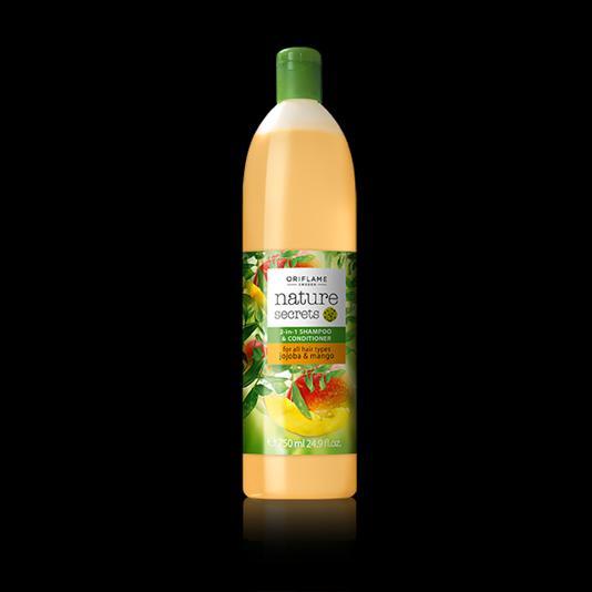 (26449)Шампунь и кондиционер 2-в-1 «Жожоба и манго»