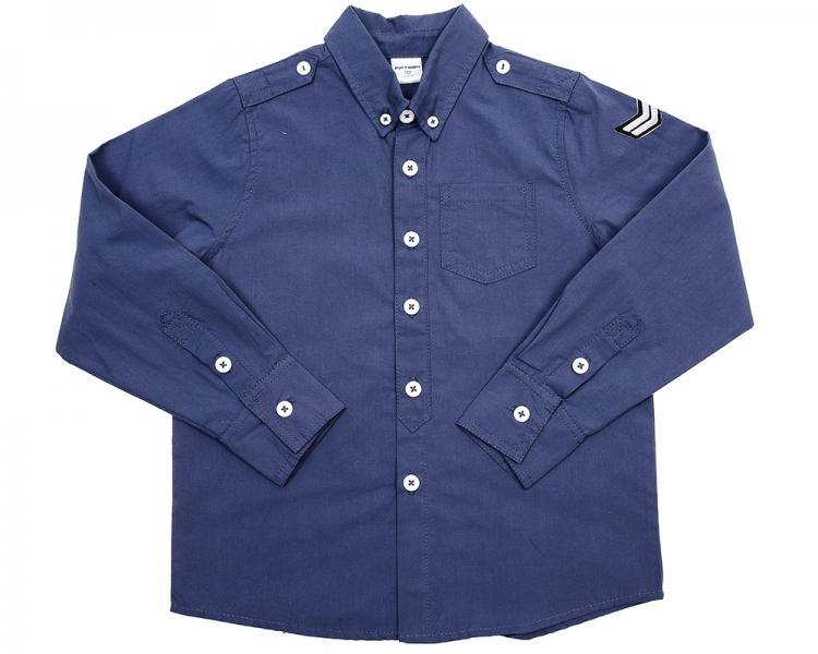 Рубашка подростковая (122-146см) UD 0498(4)синий