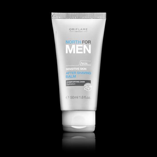Бальзам после бритья для чувствительной кожи «Норд»для мужчин 24468