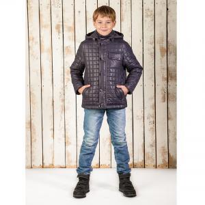 Фото Коллекция Весна-Осень для мальчиков, Куртки / Жилеты Куртка для мальчика 4м3414