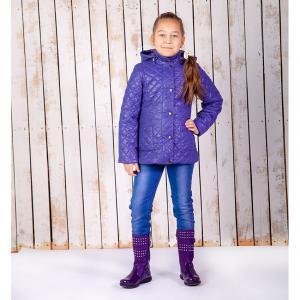 Фото Коллекция Весна-Осень для девочек, Куртки / Жилеты Куртка для девочки 4м3314