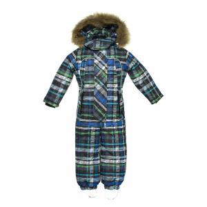 Фото Коллекция Зима для мальчиков, Комплекты/Комбинезоны Комбинезон для мальчика 8з1415