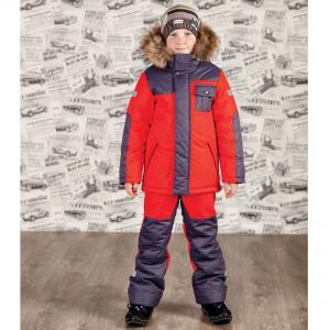 Фото Коллекция Зима для мальчиков, Комплекты/Комбинезоны Комплект для мальчика 7з1414