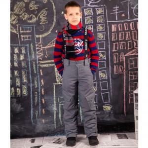 Фото Коллекция Зима для мальчиков, Брюки/Полукомбинезоны Брюки для мальчика 2з0314