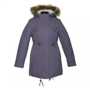 Фото Коллекция Зима для девочек, Пальто/Полупальто Парка на меху для девочки 5з0515
