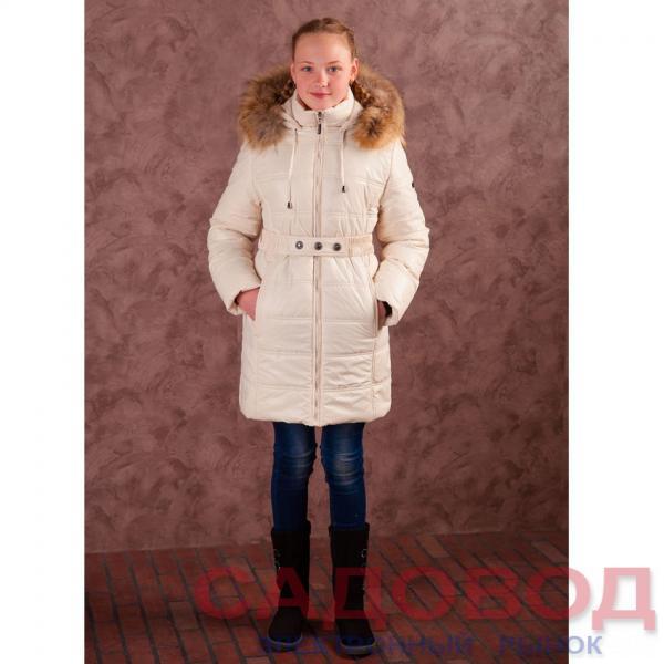 Пальто для девочки 6з0214 Пальто для девочек на рынке Садовод