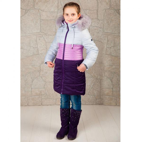 Пальто для девочки 6з0414