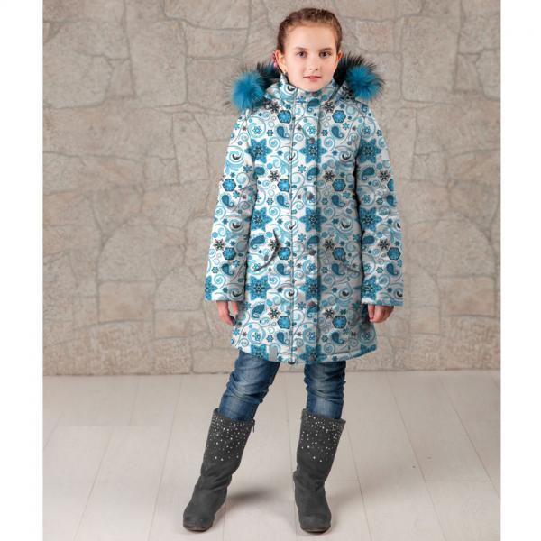 Пальто для девочки 6з1114