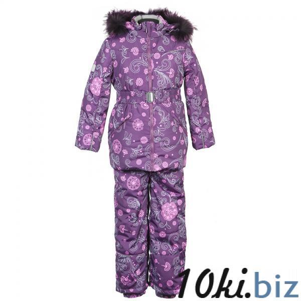 Комплект для девочки 7з1715 Комбинезоны, полукомбинезоны зимние для девочек в России