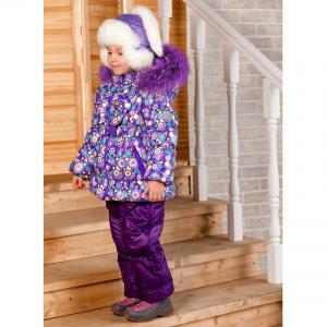 Фото Коллекция Зима для девочек, Комплекты/Комбинезоны Комплект для девочки 7з1514