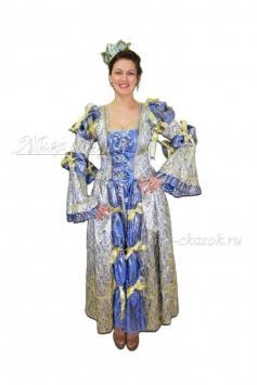 """Костюм """"Принцесса"""" длинное платье"""
