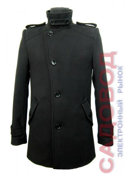 Sainy - 030 велюр Пальто мужское на рынке Садовод
