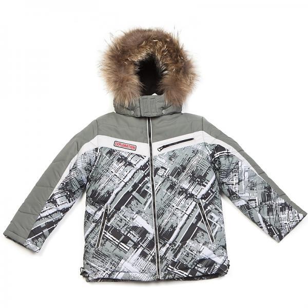 Куртки мальчики Kiko 3427