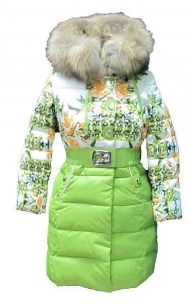 Пальто девочки Kiko 3706