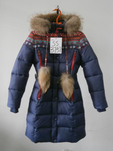 Пальто девочки Kiko 3757