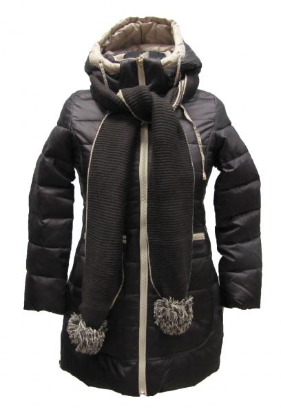Пальто девочки Kiko 3729