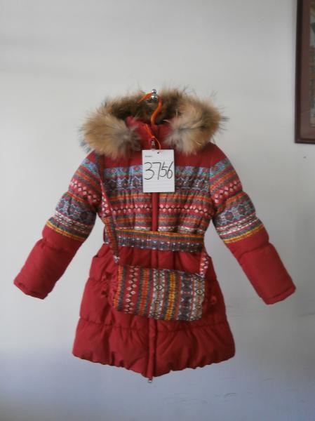 Пальто девочки Kiko 3756