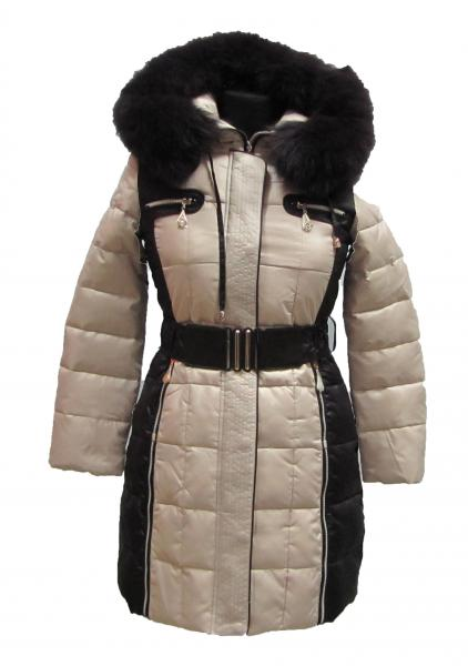 Пальто девочки Kiko 3716