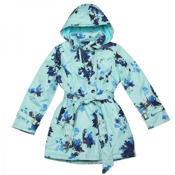 Пальто девочки Kiko 3508 Б