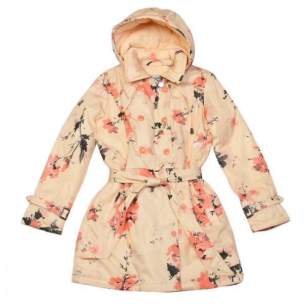 Пальто девочки Kiko 3508 М