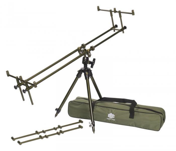 Подставка под удилища JRC Euro Pod 3-4 rod with carry case