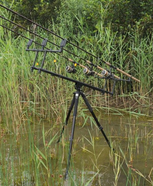 Подставка под удилища Strategy Strat 4 Tri-Pod 61x83x84cm.