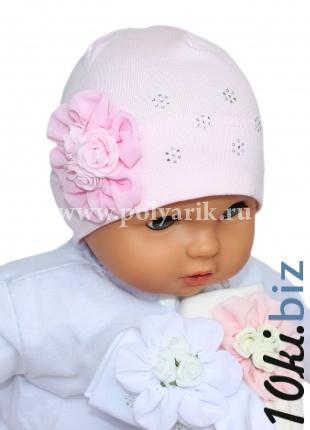 Шапка детская - Артикул FT-303-5 - Производитель Головные уборы для новорожденных в Москве