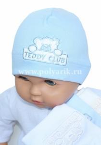 Фото Лето, От 0 до 1 года Шапка детская - Артикул FT-407-3 - Производитель