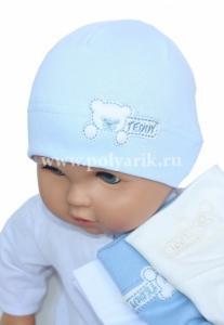 Фото Лето, От 0 до 1 года Шапка детская - Артикул FT-407-1 - Производитель