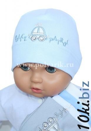 Шапка детская - Артикул FT-406 - Производитель Головные уборы для новорожденных в Москве