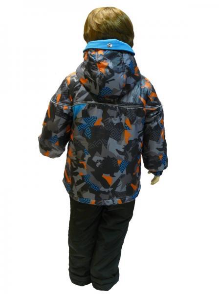 """Комплект для мальчика КМ-1(КМ-14-1) """"Пазл"""" Lapland"""