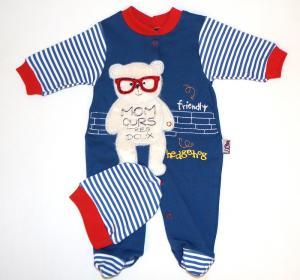 Фото Одежда для новорожденых, Мальчики комбенизон трикотажный для мальчика