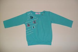 Фото Детская одежда 1-5 лет, Толстовки для девочек толстовка-2024
