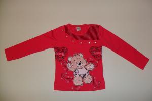 Фото Детская одежда 1-5 лет, Толстовки для девочек толстовка-3231