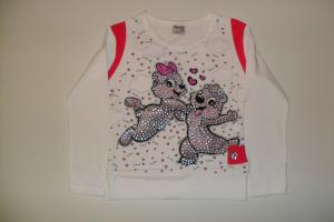 Фото Детская одежда 1-5 лет, Толстовки для девочек толстовка-3280