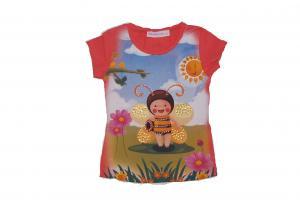 Фото Детская одежда 1-5 лет, Футболки для девочек футболка девочка5119